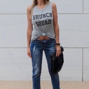 dari.ann Tops - 🔴BRUNCH Tank